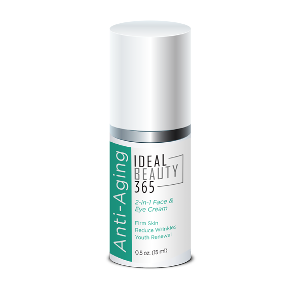 Ideal Beauty 365 Anti-Aging Cream can help smooth, hydrate, and reinvigorate your skin. The end results would be firmer, healthy-looking skin.
