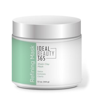 Enjoy smoother brighter skin with the Ideal Beauty 365 Refining Mask. This mask decongests pores and tightens skin for a youthful appearance.